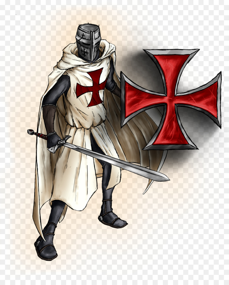 The three orders of the Knights Templar